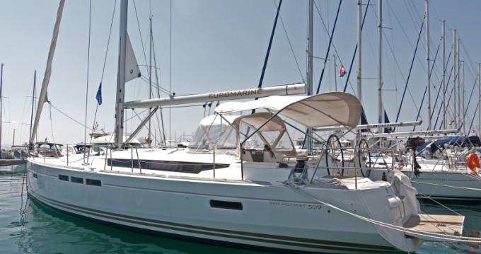 Yacht-Charter in Split - Jeanneau Sun Odyssey 509 auf SamBoat