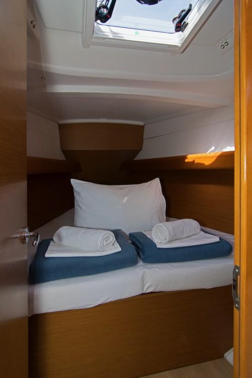 Bootsverleih Jeanneau Sun Odyssey 389 Split Samboat