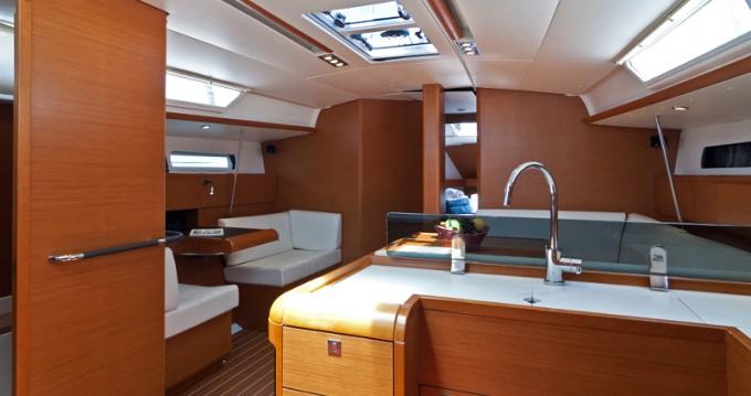 Bootsverleih Split günstig Sun Odyssey 439