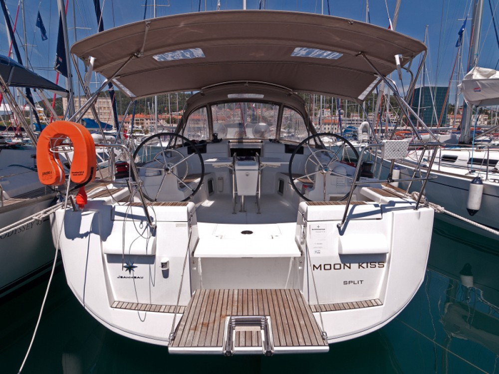 Segelboot mieten in Split - Jeanneau Sun Odyssey 439