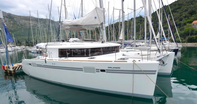 Lagoon Lagoon 450 F zwischen Privatpersonen und professionellem Anbieter Dubrovnik