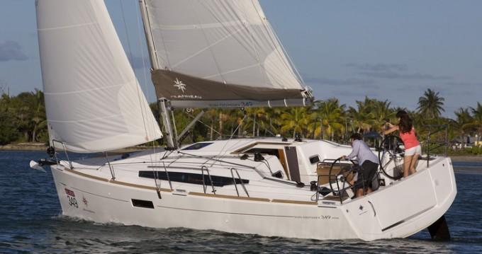 Bootsverleih Pula günstig Sun Odyssey 349