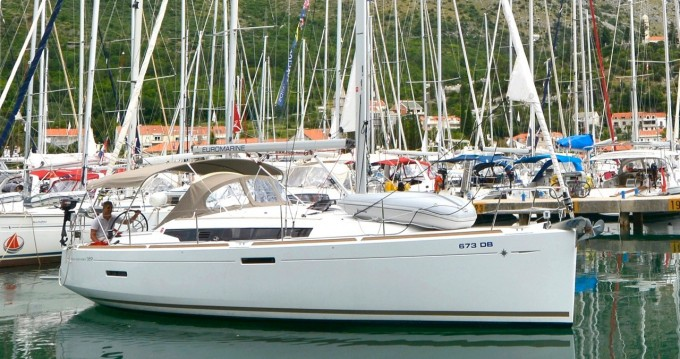 Yacht-Charter in Dubrovnik - Jeanneau Sun Odyssey 389 auf SamBoat