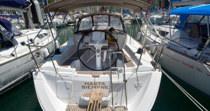 Bootsverleih Dubrovnik günstig Sun Odyssey 33i