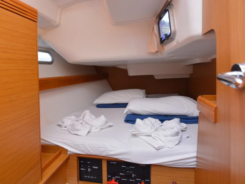 Segelboot mit oder ohne Skipper Jeanneau mieten in Komolac
