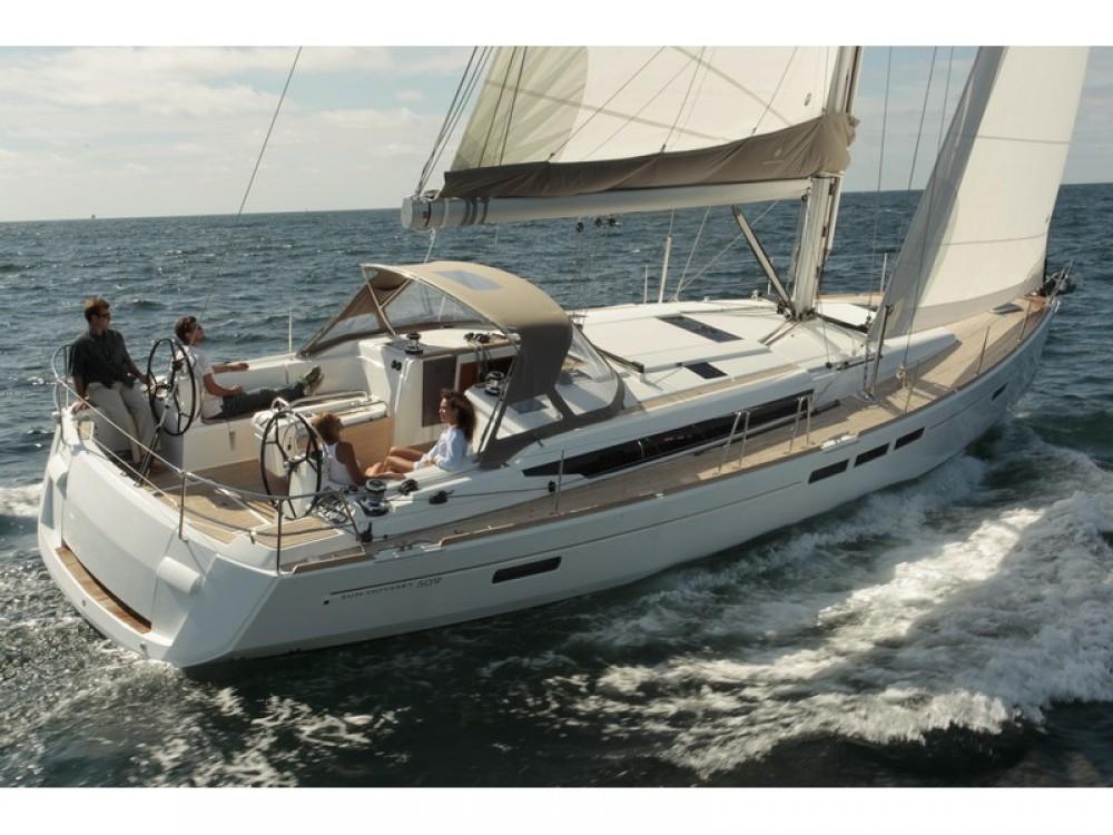 Segelboot mieten in Split - Jeanneau Sun Odyssey 509