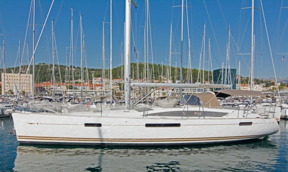Segelboot mieten in Split - Jeanneau Jeanneau 53