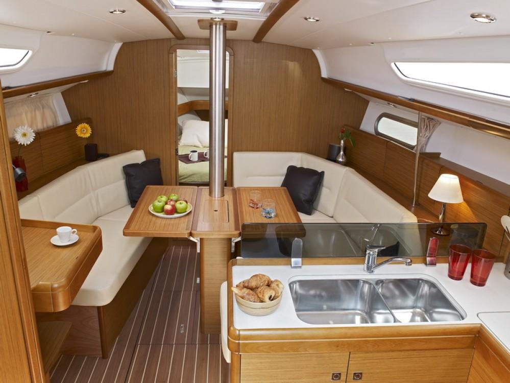 Yacht-Charter in Split - Jeanneau Sun Odyssey 36i auf SamBoat