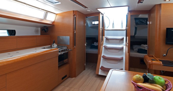 Yacht-Charter in Split - Jeanneau Sun Odyssey 469 auf SamBoat