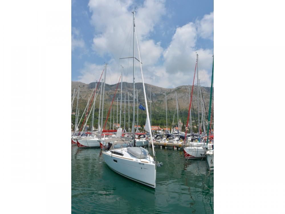 Bootsverleih Jeanneau Sun Odyssey 349 Komolac Samboat