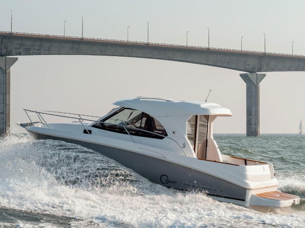 Yacht-Charter in Sukošan - Bénéteau Antares 8 auf SamBoat