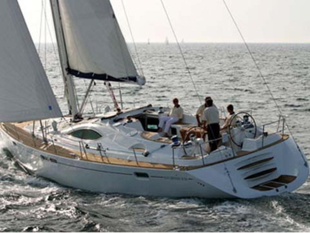 Segelboot mieten in Sukošan - Jeanneau Sun Odyssey 54DS