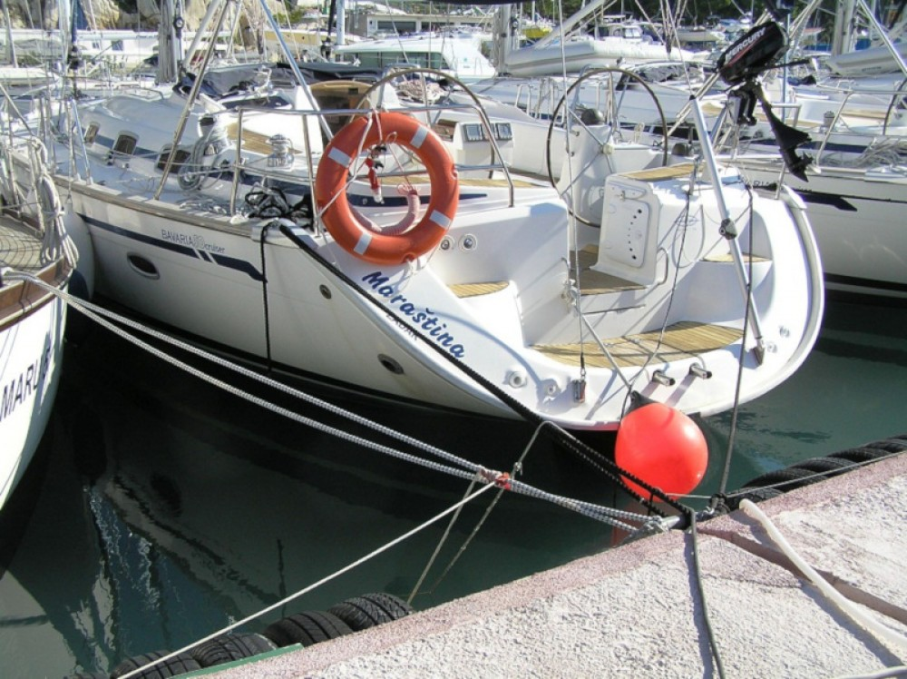 Bootsverleih Baška Voda günstig Bavaria 50 Cruiser