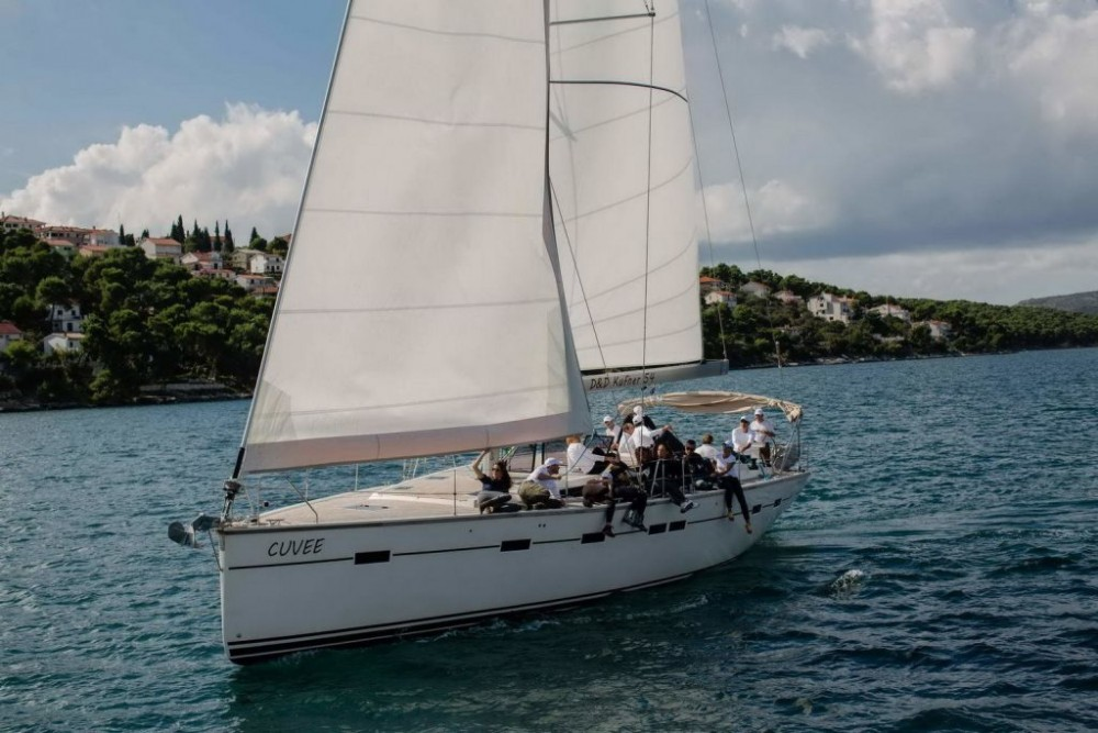 Yacht-Charter in Trau - D&d D&D Kufner 54.1 auf SamBoat