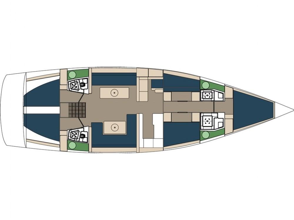 Bootsverleih Baška Voda günstig D&D Kufner 54.2