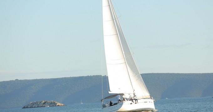 Segelboot mieten in Trogir - D&D Yacht D&D Kufner 54.2