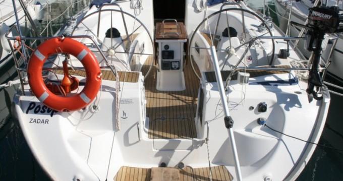 Bavaria Bavaria 42 Cruiser zwischen Privatpersonen und professionellem Anbieter Trogir