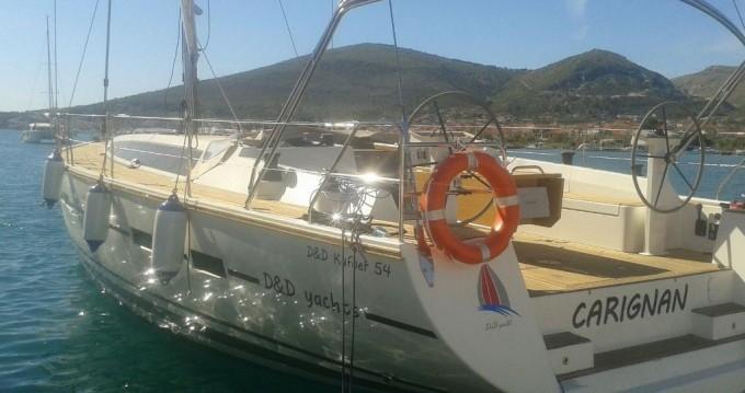 Yacht-Charter in Trogir - D&D Yacht D&D Kufner 54.1 auf SamBoat