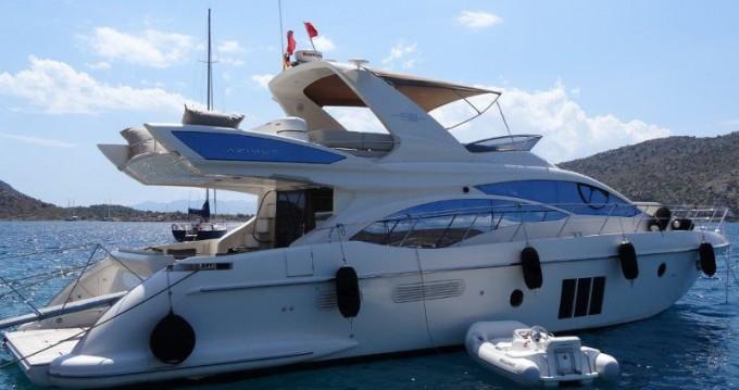 Yacht-Charter in Šibenik - Azimut Azimut 58 Fly auf SamBoat