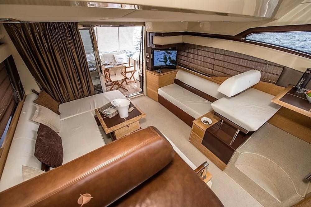 Motorboot mieten in Šibenik - Azimut Azimut 47 Fly