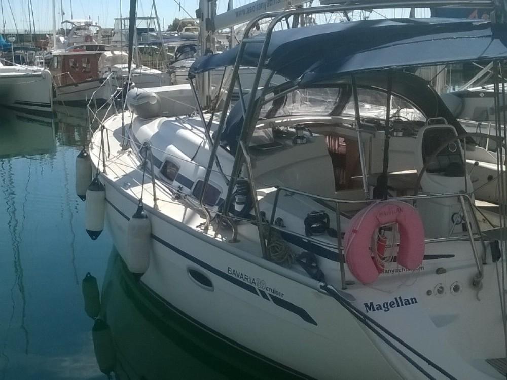 Bootsverleih Preveza günstig Bavaria 39 Cruiser