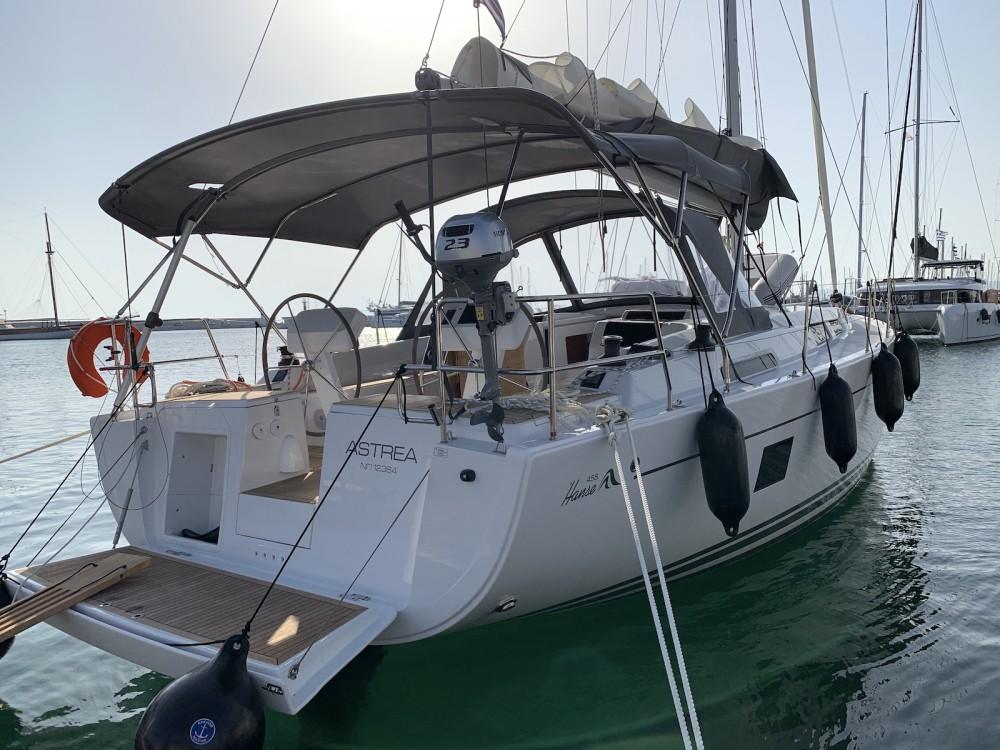 Segelboot mit oder ohne Skipper Hanse mieten in Lavrion