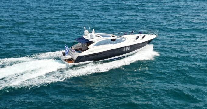 Motorboot mit oder ohne Skipper Absolute mieten in Lávrio