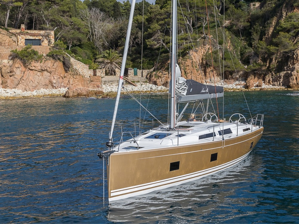 Yacht-Charter in Prevesa - Hanse Hanse 418 auf SamBoat