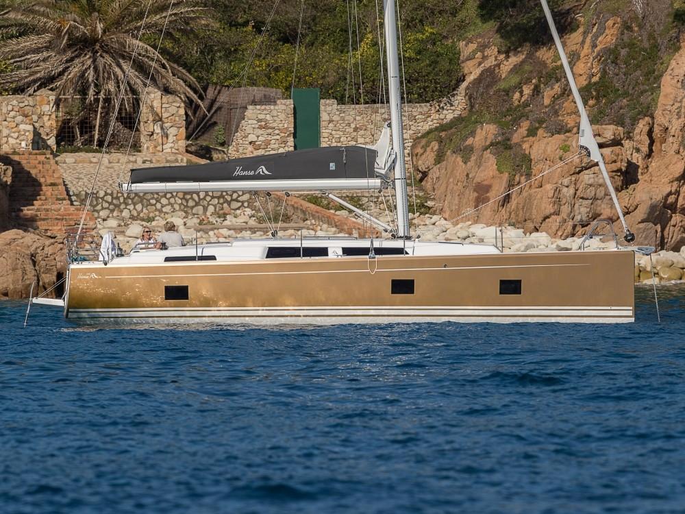 Segelboot mit oder ohne Skipper Hanse mieten in Prevesa