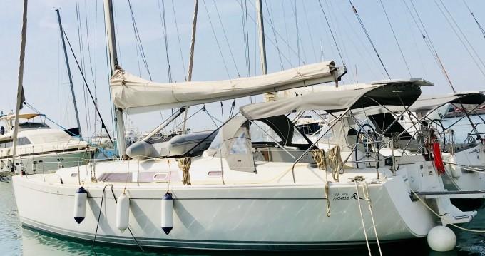 Bootsverleih Hanse Hanse 400 Préveza Samboat