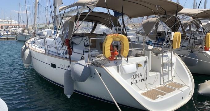 Bootsverleih Bénéteau Oceanis 423 Lávrio Samboat