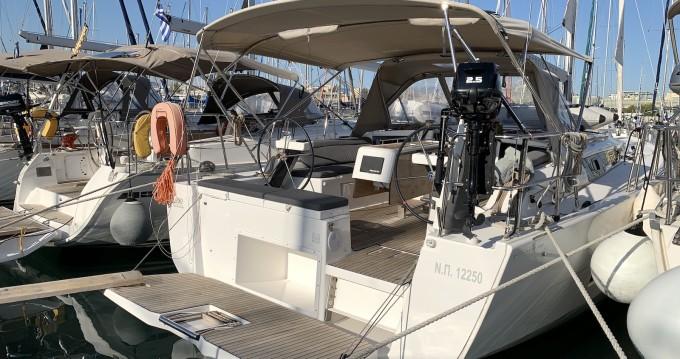 Segelboot mit oder ohne Skipper Dufour mieten in Lávrio