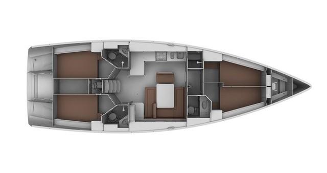 Bootsverleih Lávrio günstig Cruiser 45