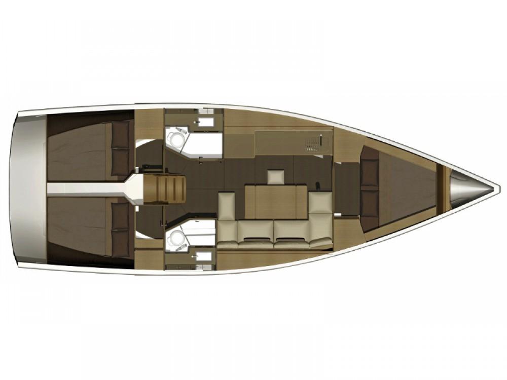 Yacht-Charter in Sotschi - Dufour Dufour 382 auf SamBoat
