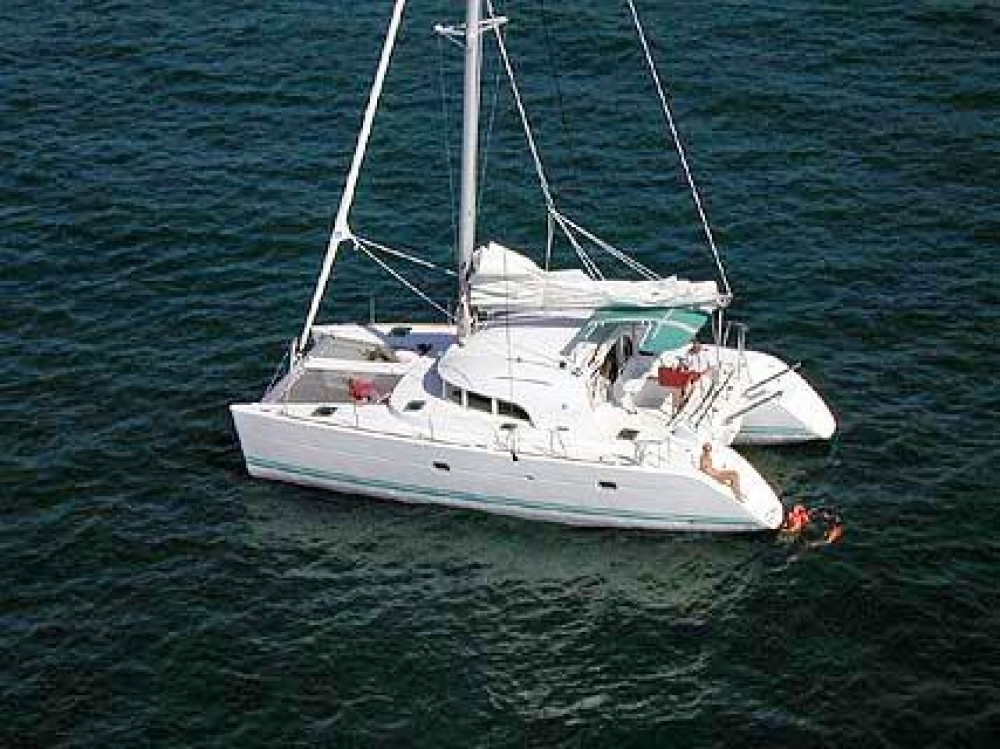 Bootsverleih Lagoon Lagoon 380 Sotschi Samboat