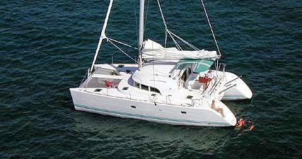 Katamaran mit oder ohne Skipper Lagoon mieten in Kos