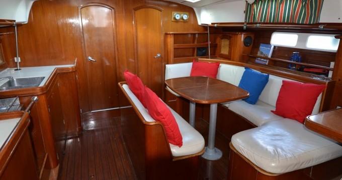 Segelboot mieten in Athen - Bénéteau Oceanis 461