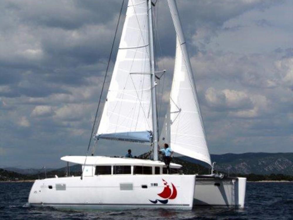 Yacht-Charter in Rhodos - Lagoon Lagoon 400 auf SamBoat