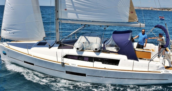 Yacht-Charter in Athen - Dufour Dufour 382 auf SamBoat