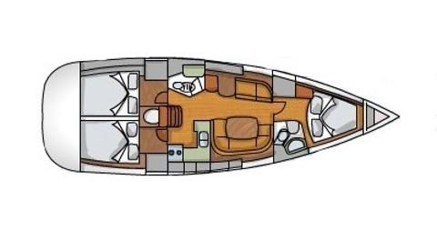 Bootsverleih Jeanneau Sun Odyssey 42i Kos Samboat