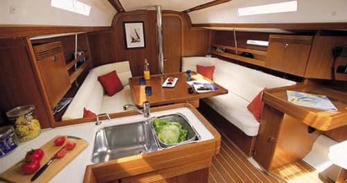 Segelboot mit oder ohne Skipper Dufour mieten in Kos