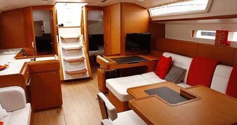 Segelboot mit oder ohne Skipper Jeanneau mieten in Sotschi