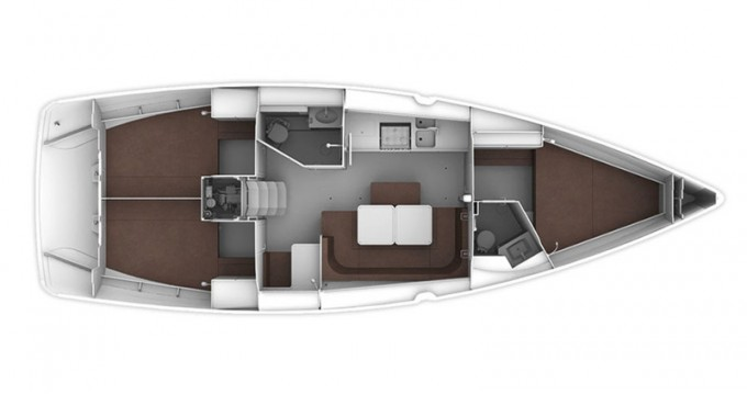 Bootsverleih Bavaria Cruiser 41 Athen Samboat