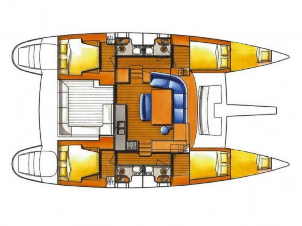 Yacht-Charter in Sotschi - Lagoon Lagoon 440 auf SamBoat