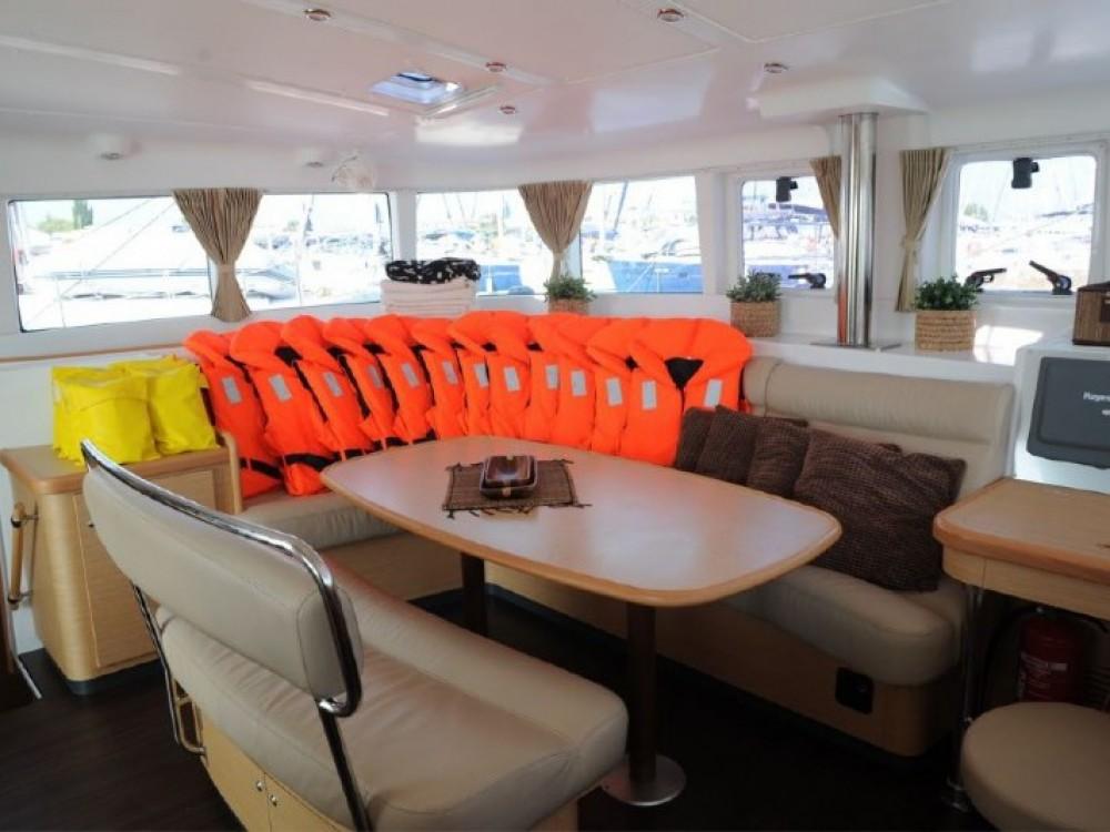 Katamaran mit oder ohne Skipper Lagoon mieten in Sotschi