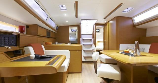 Bootsverleih Lefkada günstig Sun Odyssey 469