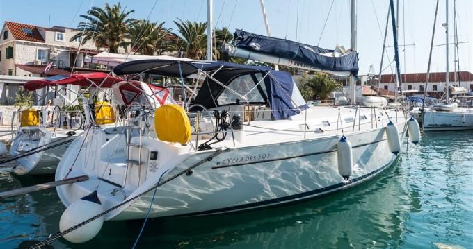 Segelboot mieten in Pomer - Bénéteau Cyclades 50.5