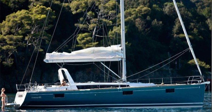 Bootsverleih Bénéteau Oceanis 48 Split Samboat