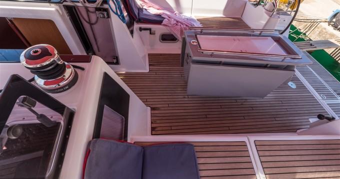 Segelboot mieten in Split - Bénéteau Oceanis 48
