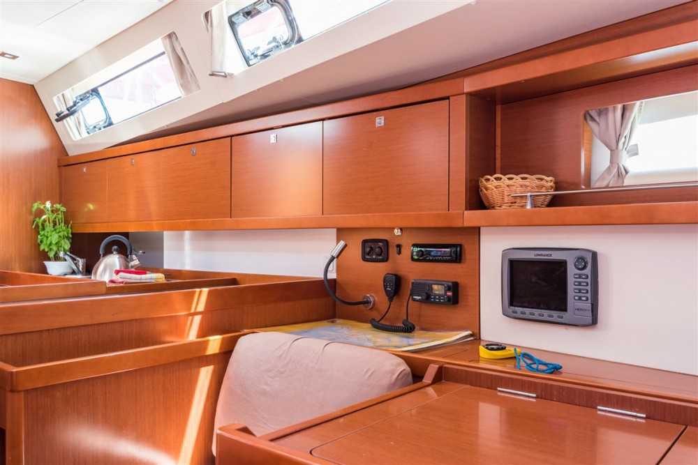 Segelboot mieten in Pomer zum besten Preis